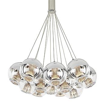 Amazon.com: Artika ZN12P-C1 Malga - Lámpara de techo (12 ...
