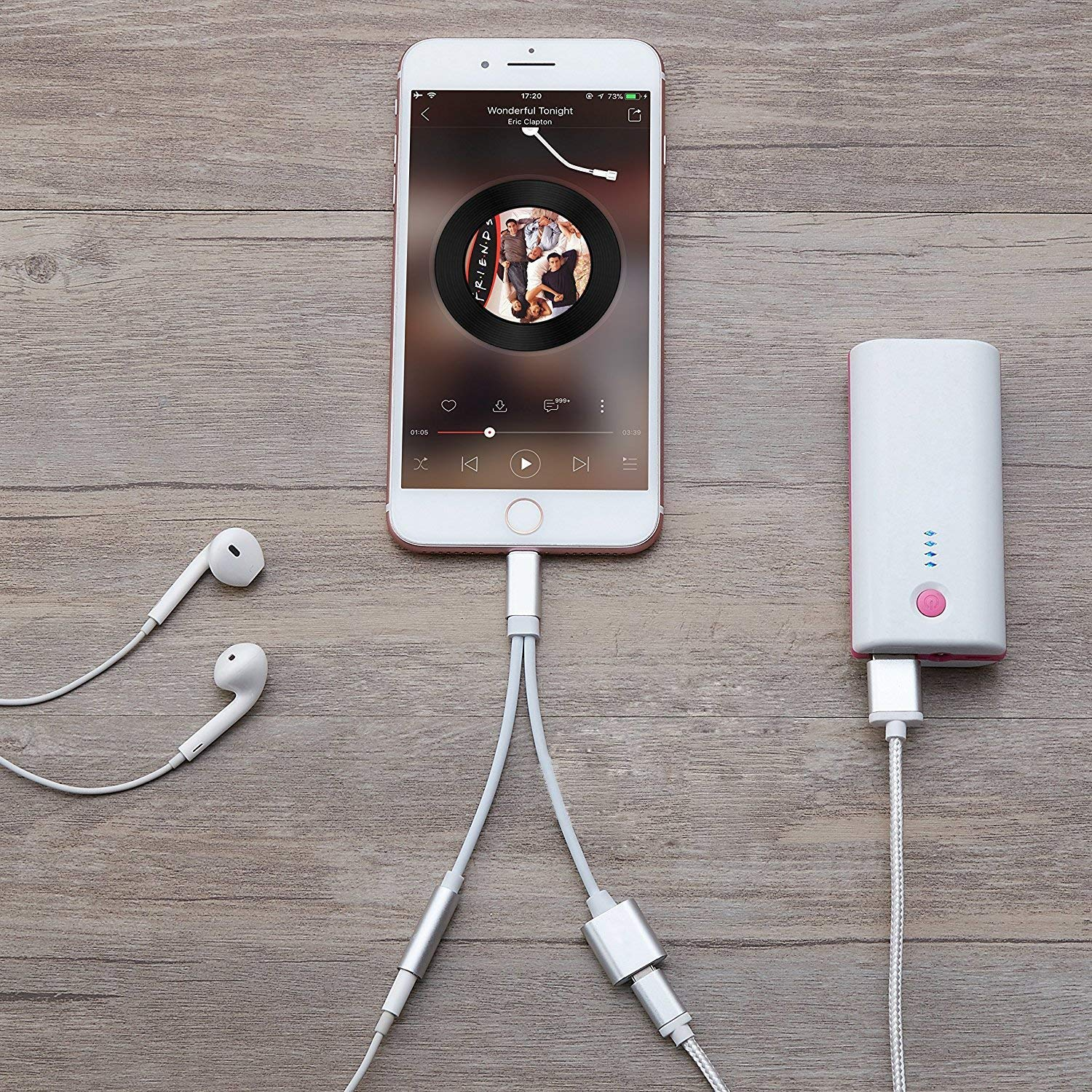 Raytine Headphone Adapter for iPhone 3.5mm Jack Dongle 2 in 1 Accessories Charger Cables Earphone Connector Convertor Chargers /& Audio Compatible with iPhone Xs MAX//XR//XS//X 8// 8Plus// 7//7 Plus 4350464697