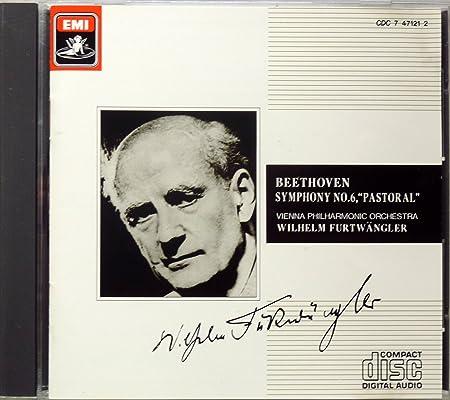 Beethoven - Symphony No 6 - Wilhelm Furtwängler / VIENNA PHILAHARMONIC ORCHESTRA - EMI 1984 / FIRST EDITION