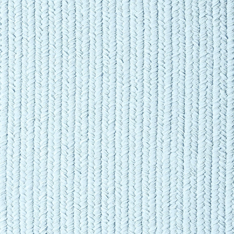 2 by 3-Feet Spring Meadow Rug Sky Blue Colonial Mills S502R024X036