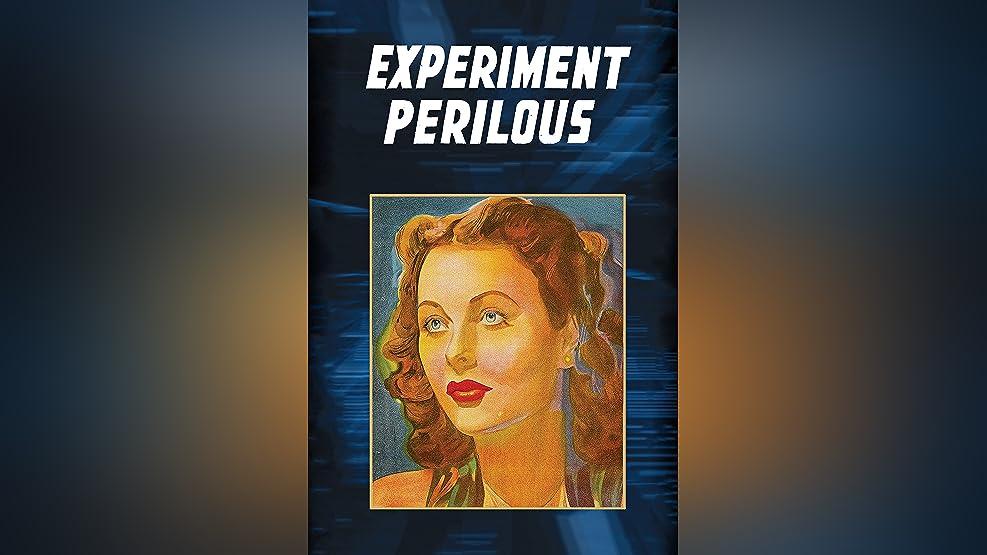 Experiment Perilous (Black & White)