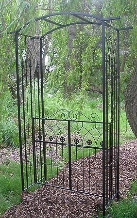 Honshu Garden Arch and Gate Amazoncouk Garden Outdoors