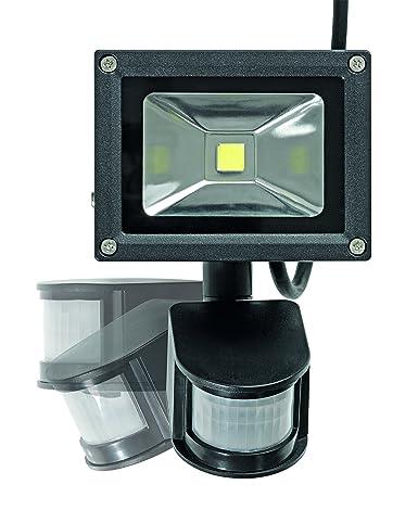 Luz LED para exteriores con sensor de movimiento 01219