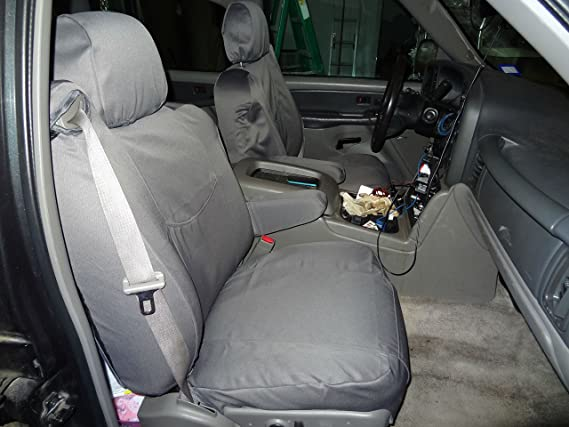 2005-2006 Lincoln Navigator Luxury Driver Side Bottom Leather Seat Cover Tan