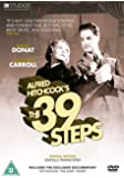 The 39 Steps [DVD][1939 version starring Robert Donat]