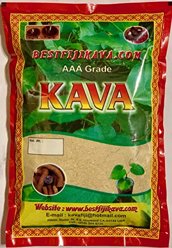 AAA Grade Vanuatu KAVA Powder – 1 LB Noble Vanuatu Kava Root Powder High Potency Kava Bestfijikava inc