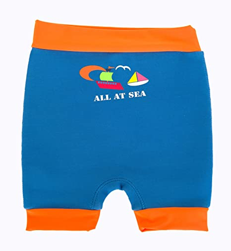 SwimBest - Bañador para bebé All at Sea Talla:11-13 kgs (12-18 ...