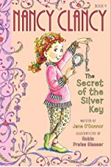 Fancy Nancy: Nancy Clancy, Secret of the Silver Key (Nancy Clancy Chapter Books series Book 4) Kindle Edition