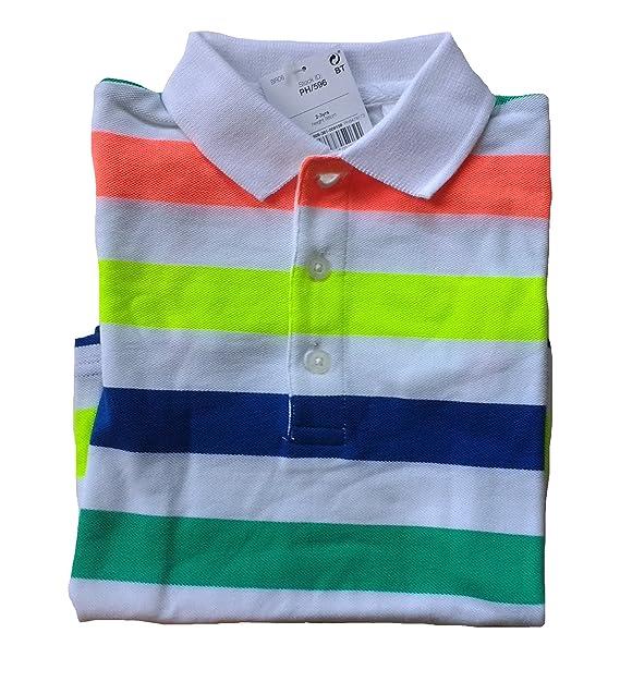 next - Polo - Rayas - para bebé niño Multicolor Multicolor 18 ...