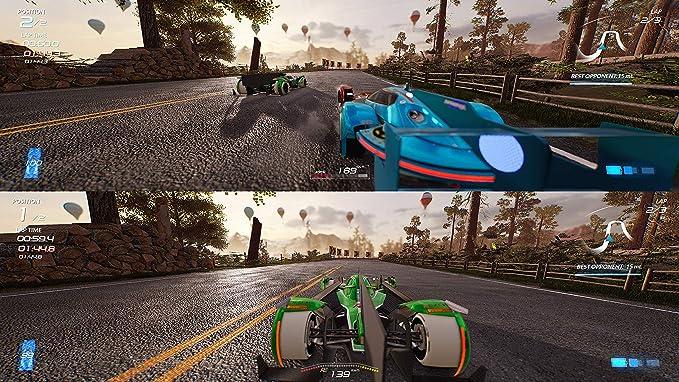 Xenon Racer - Nintendo Switch [Importación francesa]: Amazon.es: Videojuegos