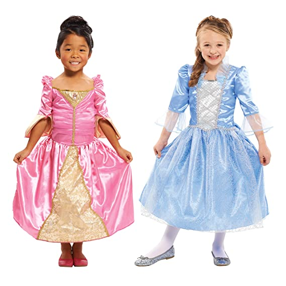 Sweet Fairytales Princess Dresses, Multicolor