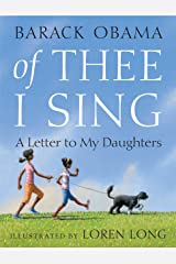 Of Thee I Sing: A Letter to My Daughters Hardcover