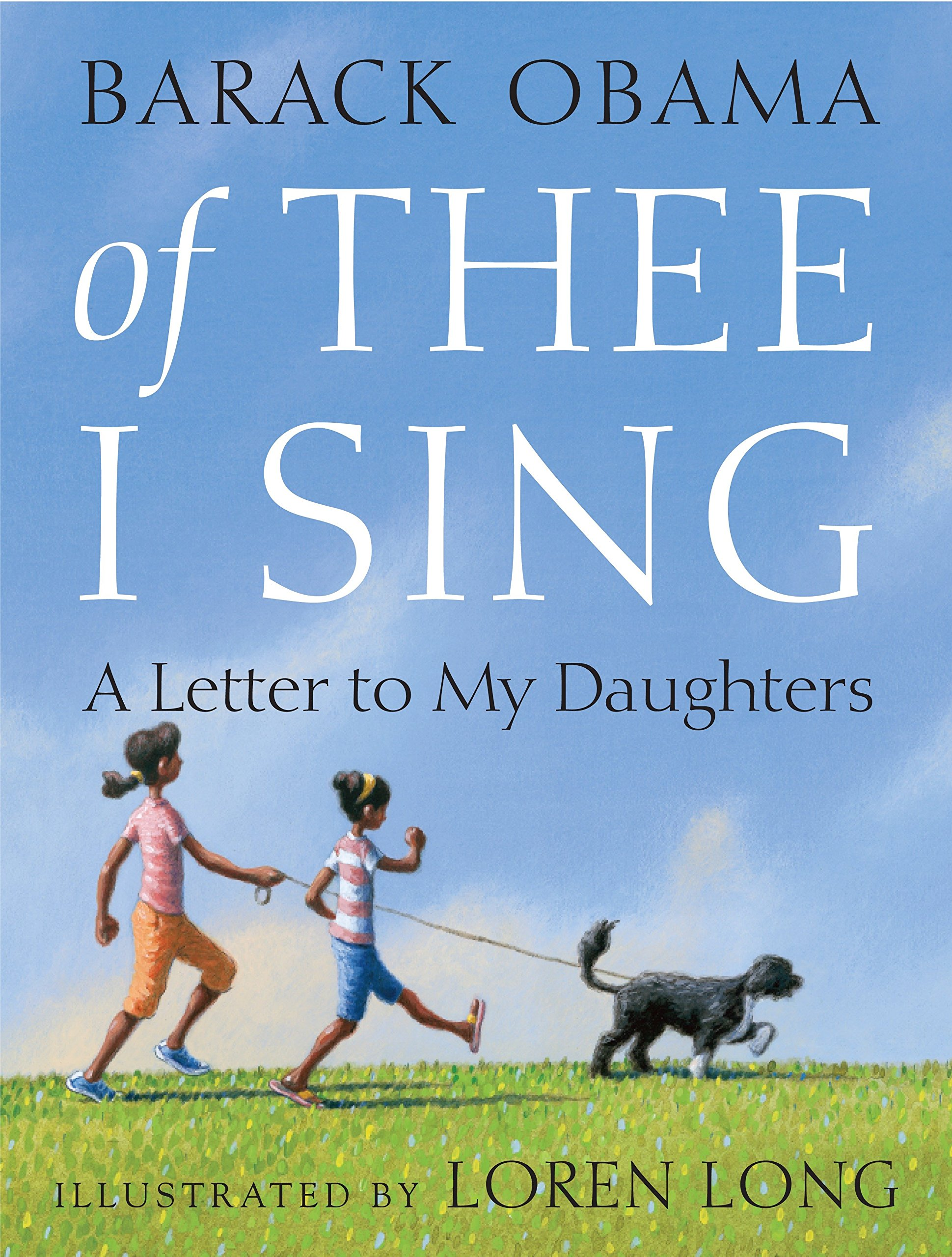 Of Thee I Sing: A Letter to My Daughters pdf epub