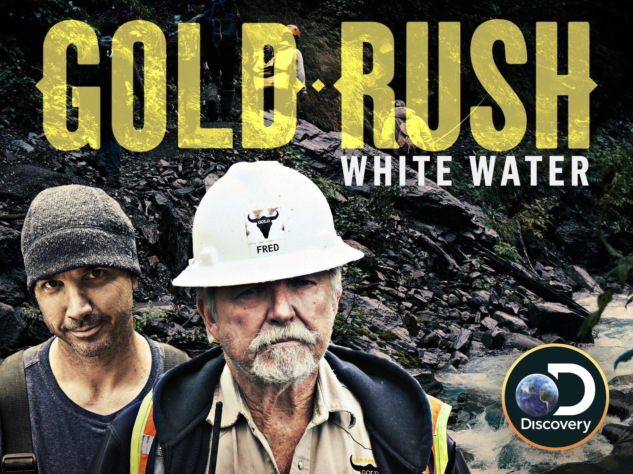 gold rush white water