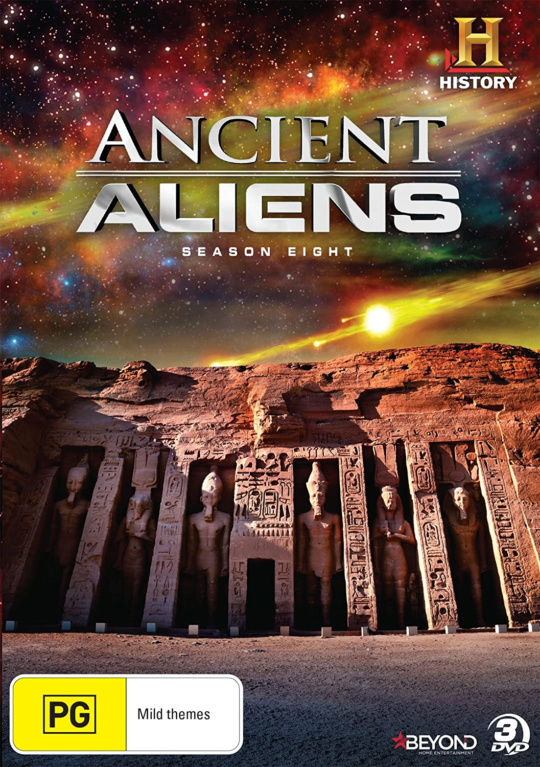 Ancient Aliens Staffel 10