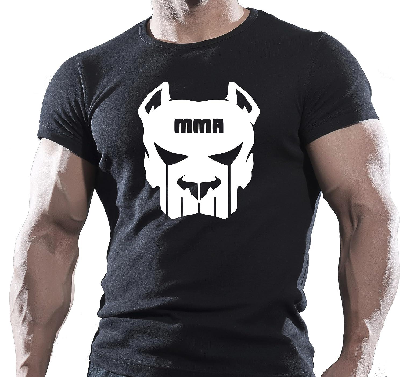 Artes marciales mixtas lucha gimnasio Bodybuilding camiseta mejor la ropa  el entrenamiento hombre bueno