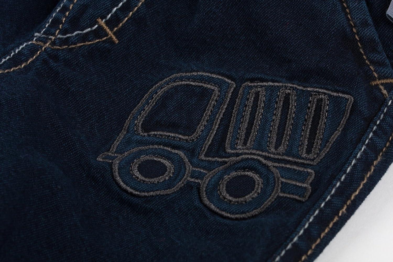 Gef/üttert Sigikid Jungen Baby Jeans