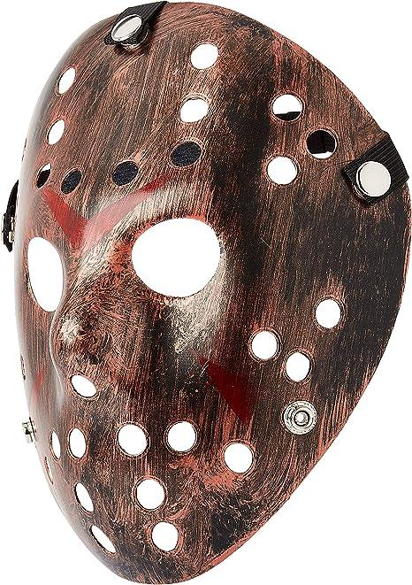 Ultra Bronze Adultes Enfants Masque Hockey Horreur Halloween Festival de Mascarade vs Party Killer Scary Costume Sangle Elastique Freddy Cosplay