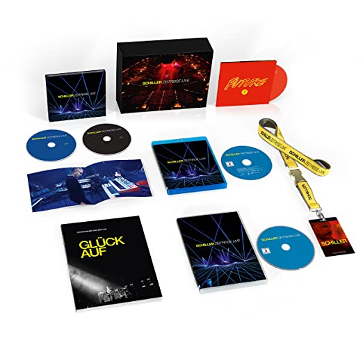Zeitreise - Live (Limited Premiumbox Inkl. 2CD + DVD + BluRay + ...