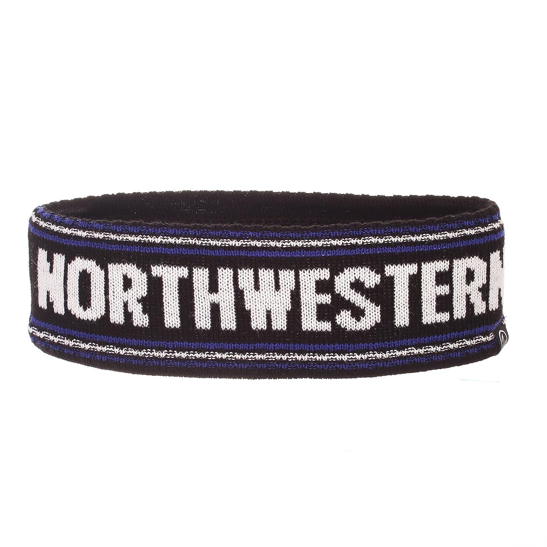 Mojo Koolwear Michigan Wolverines Official Adult Striped NCAA 92/% Cotton 8/% Spandex Head Band Headband