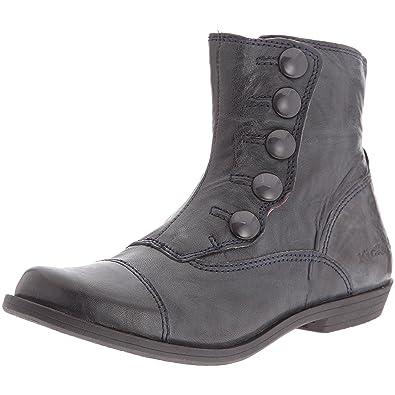 6de9e4dabe9a86 Kickers Edkick, Boots femme: Amazon.fr: Chaussures et Sacs