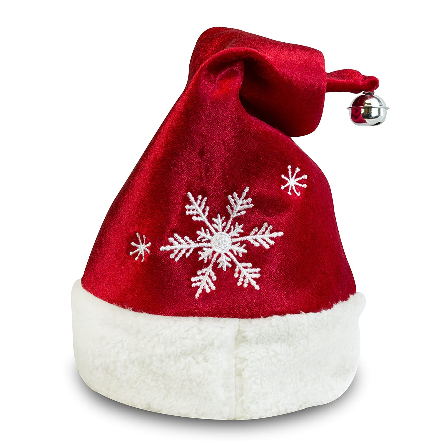 ef5c0937f0b7f Amazon.com  Musical Animated Christmas Hat Plays