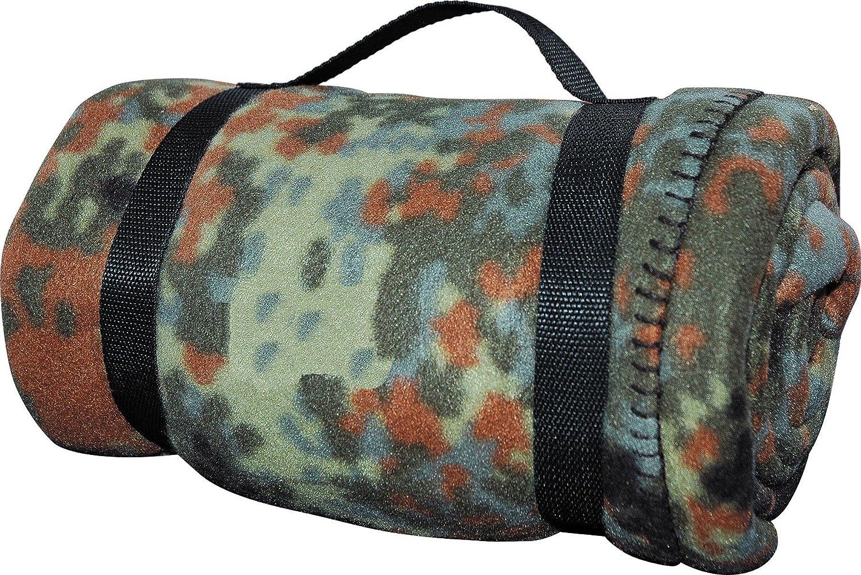 US Army Style Couverture en polaire couverture de pique-nique couverture en Sous-main en différentes couleurs A. Blöchel