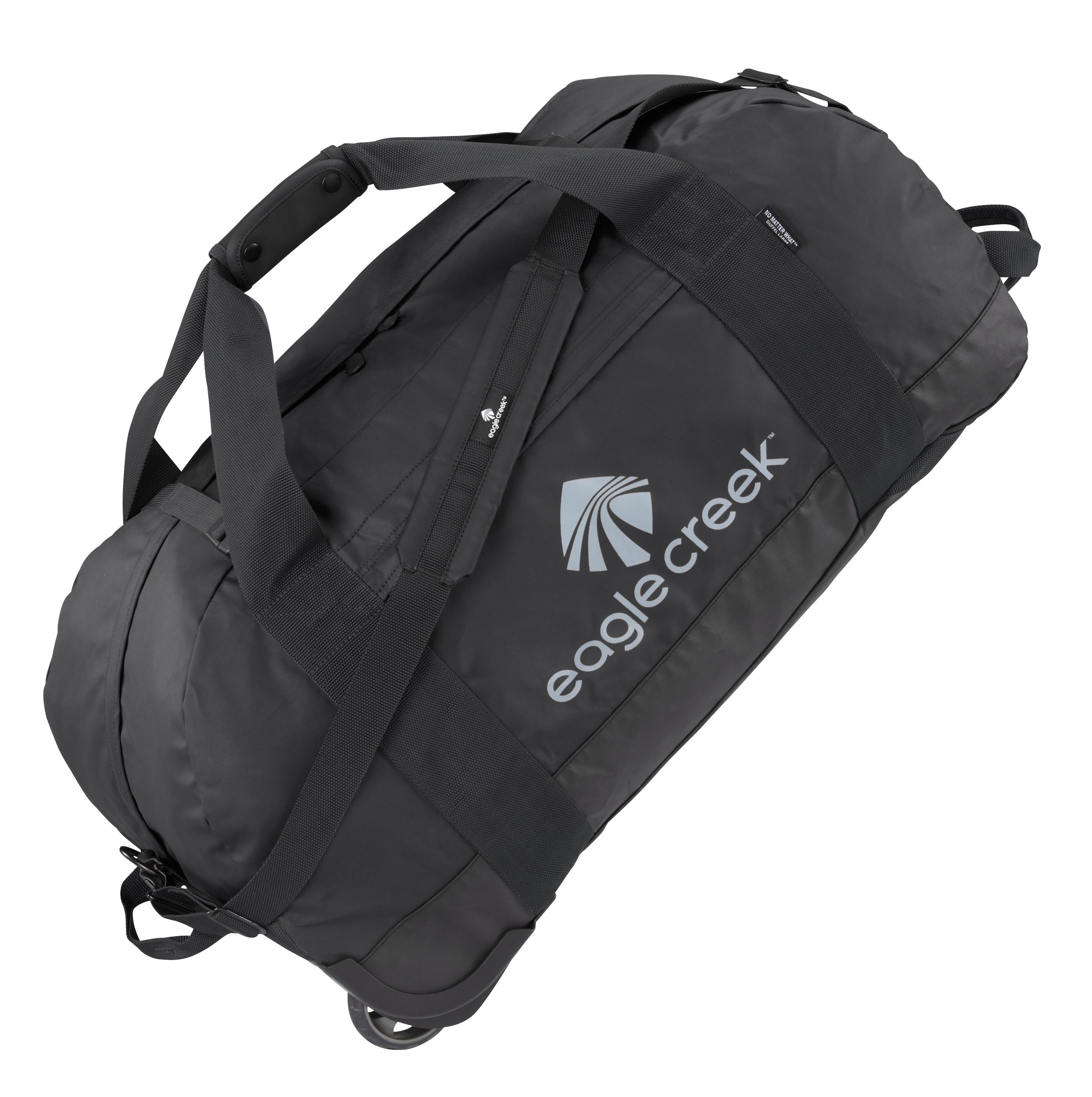 Eagle Creek Travel Gear No Matter What Flashpoint Large Rolling Duffel, Black, One Size