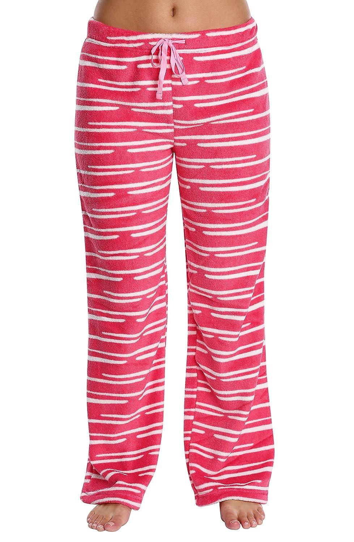 Nomad Women's Plush Pajama Pants - Ladies Lounge & Sleepwear Bottoms Large J61053PDS-L