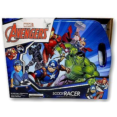 Nextsports Marvel Avengers Scoot Racer: Toys & Games