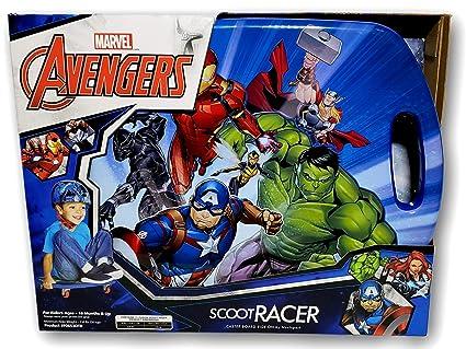 Amazon.com: Nextsports Marvel Avengers Scoot Racer: Toys & Games