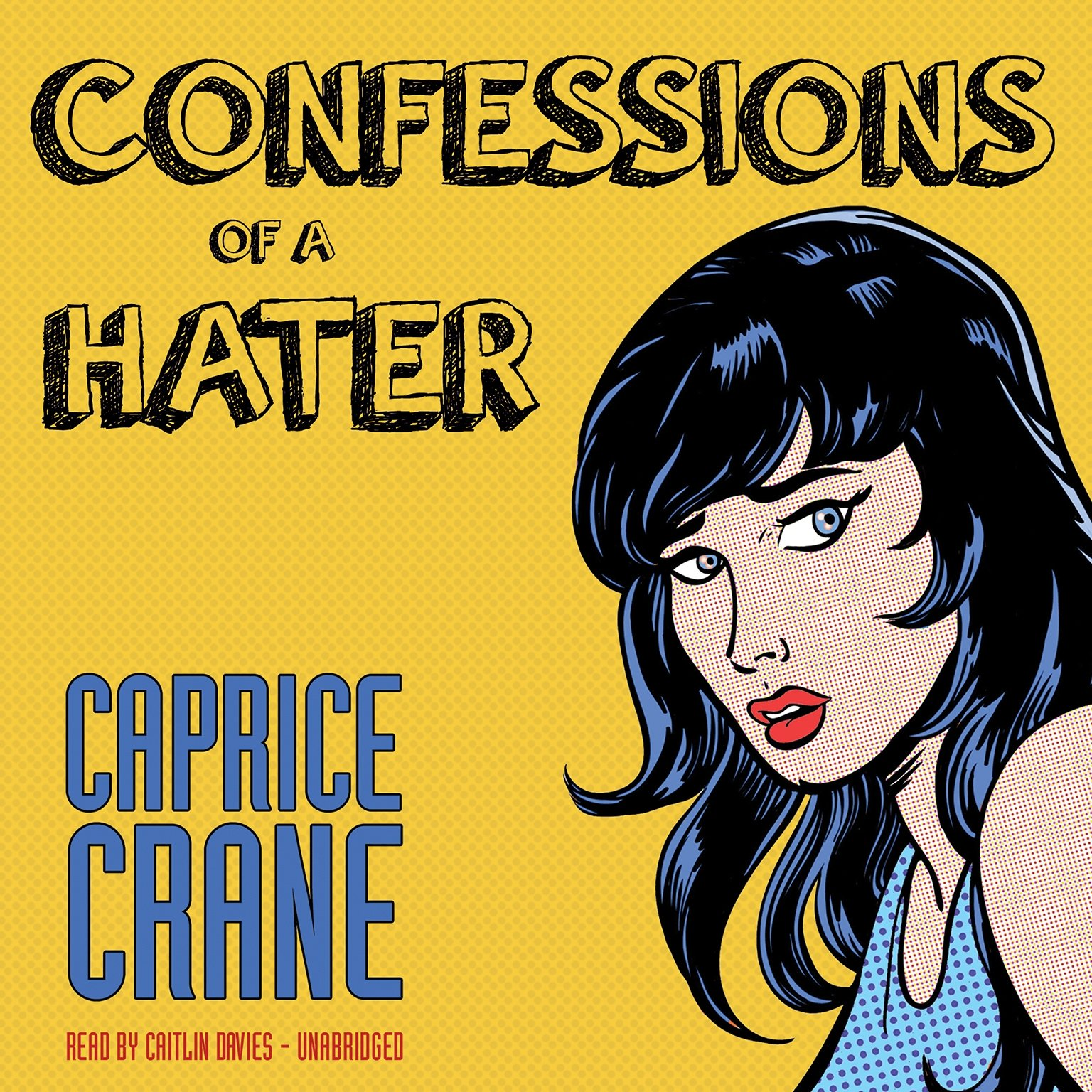 Confessions of a Hater pdf