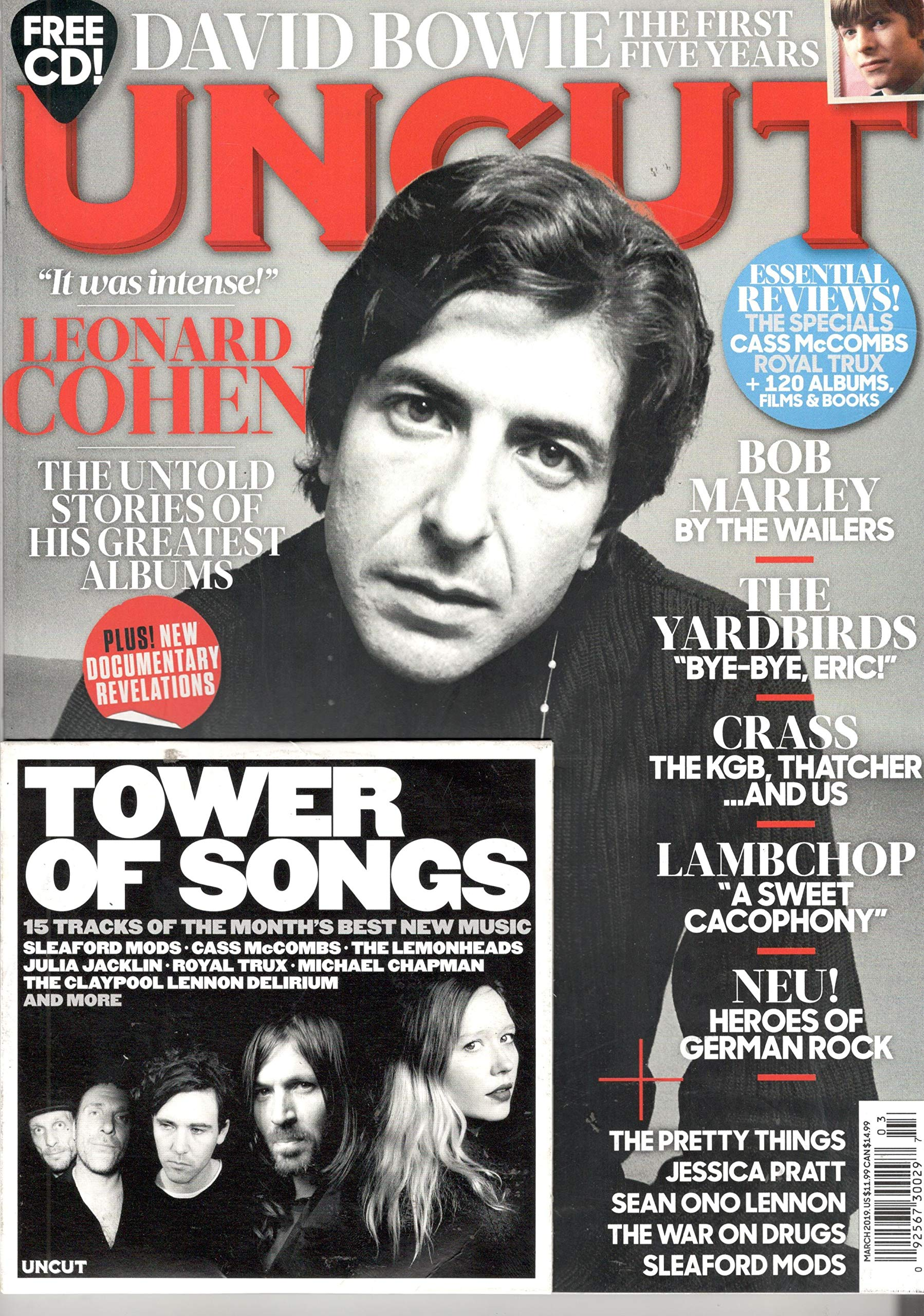 571b19fe3057 Uncut Magazine (March