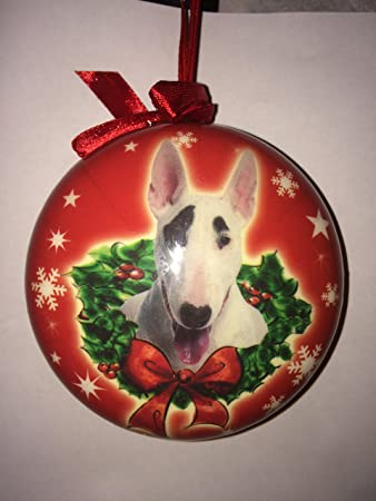 Weihnachtsbaumkugel englisch