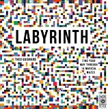 Labyrinth: Find your way through 14 magical mazes