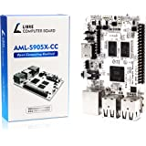 Libre Computer Board AML-S905X-CC (Le Potato) 64-bit 4K Media Mini Computer (2GB)