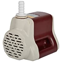 Globus Submersible Water Pump (Brown & White) 40 Watt, Head Height 2.5 Metre