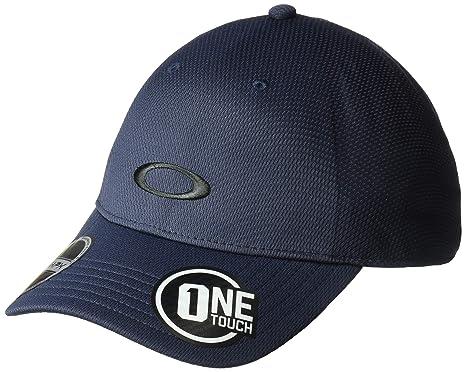 quality design 15cf4 cc63f Oakley Men s Tech Cap, Fathom, ...