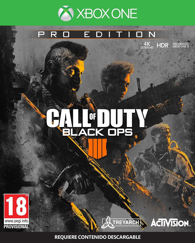 Call Of Duty: Black Ops 4 - Pro Edition: Amazon.es: Videojuegos