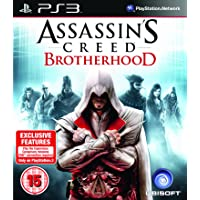 Assassins Creed Brotherhood Ps3 Oyun SIFIR