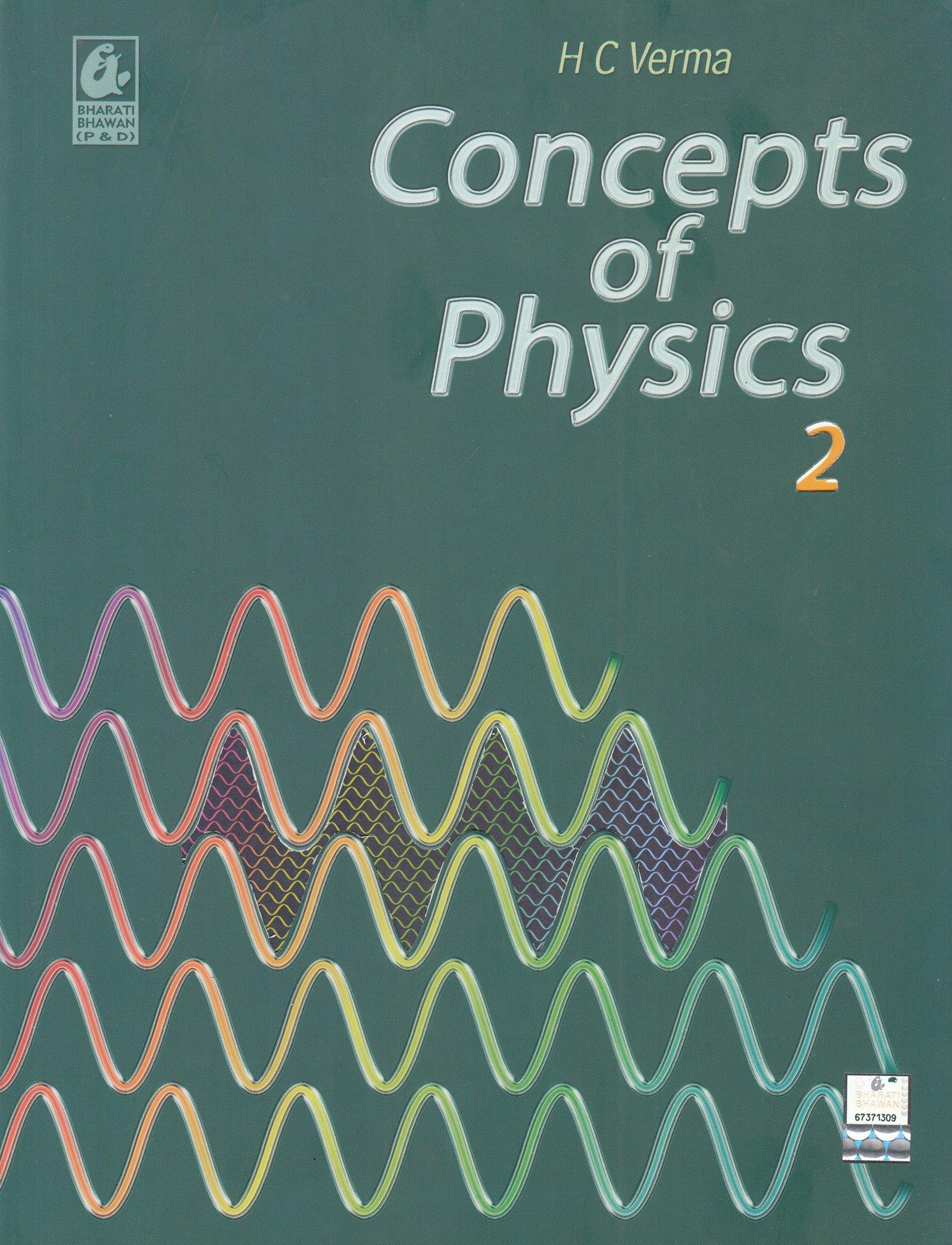 Concepts of physics 2 amazon hc verma books malvernweather Choice Image