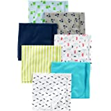 Simple Joys by Carter's Baby Boys' 7-Pack Flannel Receiving Blankets