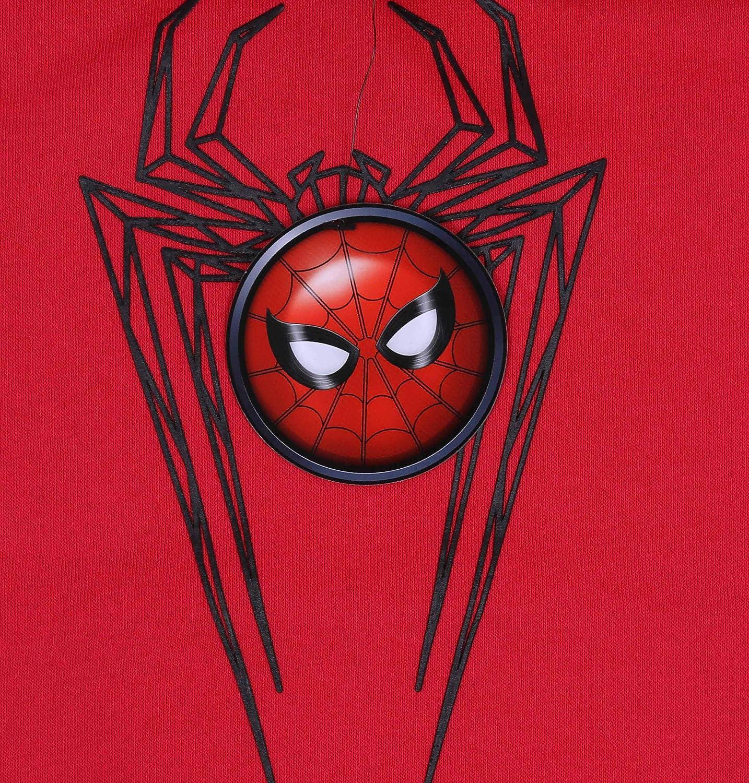 Sudadera roja Spiderman Marvel