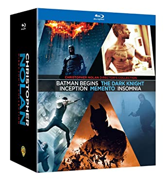Christopher Nolan: DirectorS Collection Edizione: Stati Uniti USA Blu-ray: Amazon.es: Christopher Nolan Collection: Cine y Series TV