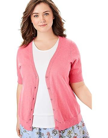 e37faa07 Women's Plus Sweaters   Amazon.com