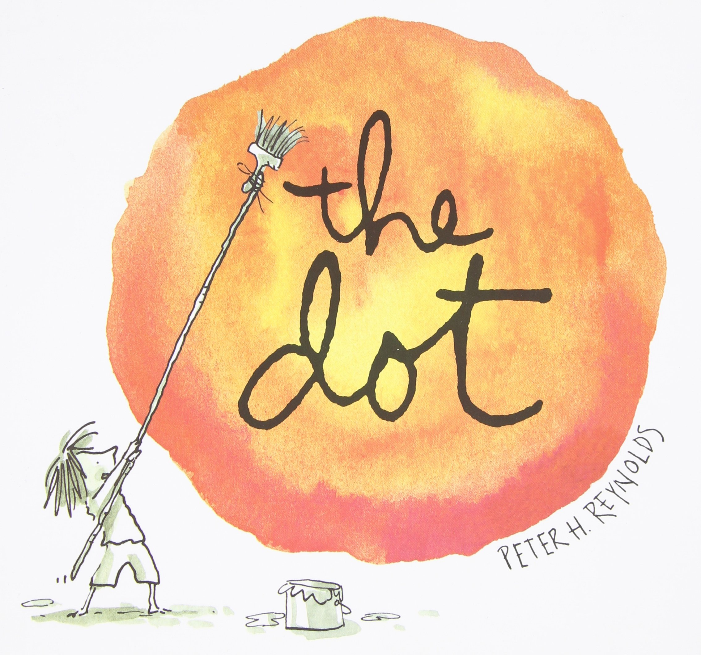 Book Review, The Dot by Peter Reynolds