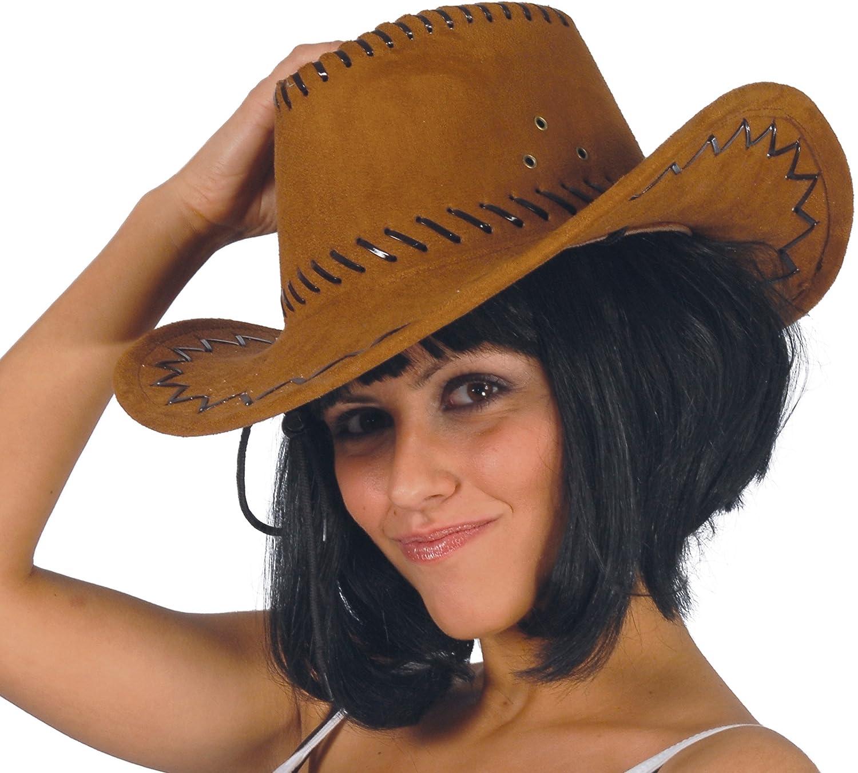 Guirca - Sombrero vaquero símil piel 1a38c9d9e0d