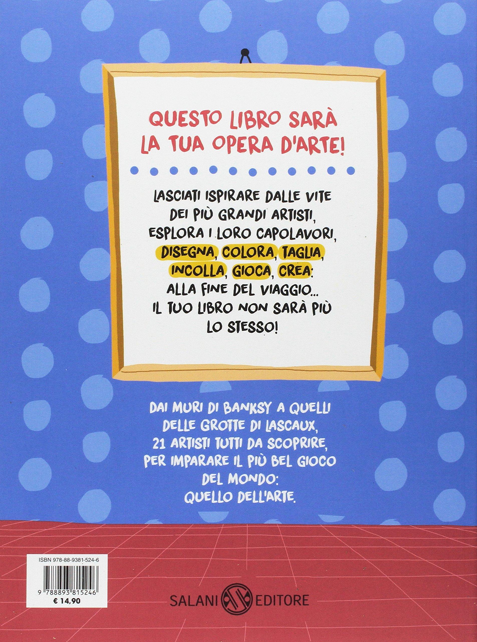 a08b3b89205a11 Amazon.it: La storia dell'arte raccontata ai bambini - Martina Fuga, Lidia  Labianca, S. Ferrero - Libri