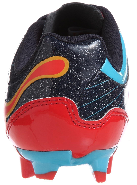 Amazon.com | PUMA Powercat 3.12 Gravity FG Boys Soccer Boots/Cleats-Blue-4.5 | Soccer