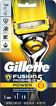 Gillette Fusion5 ProShield Men's Razor with Handle & 1 Blade Refill